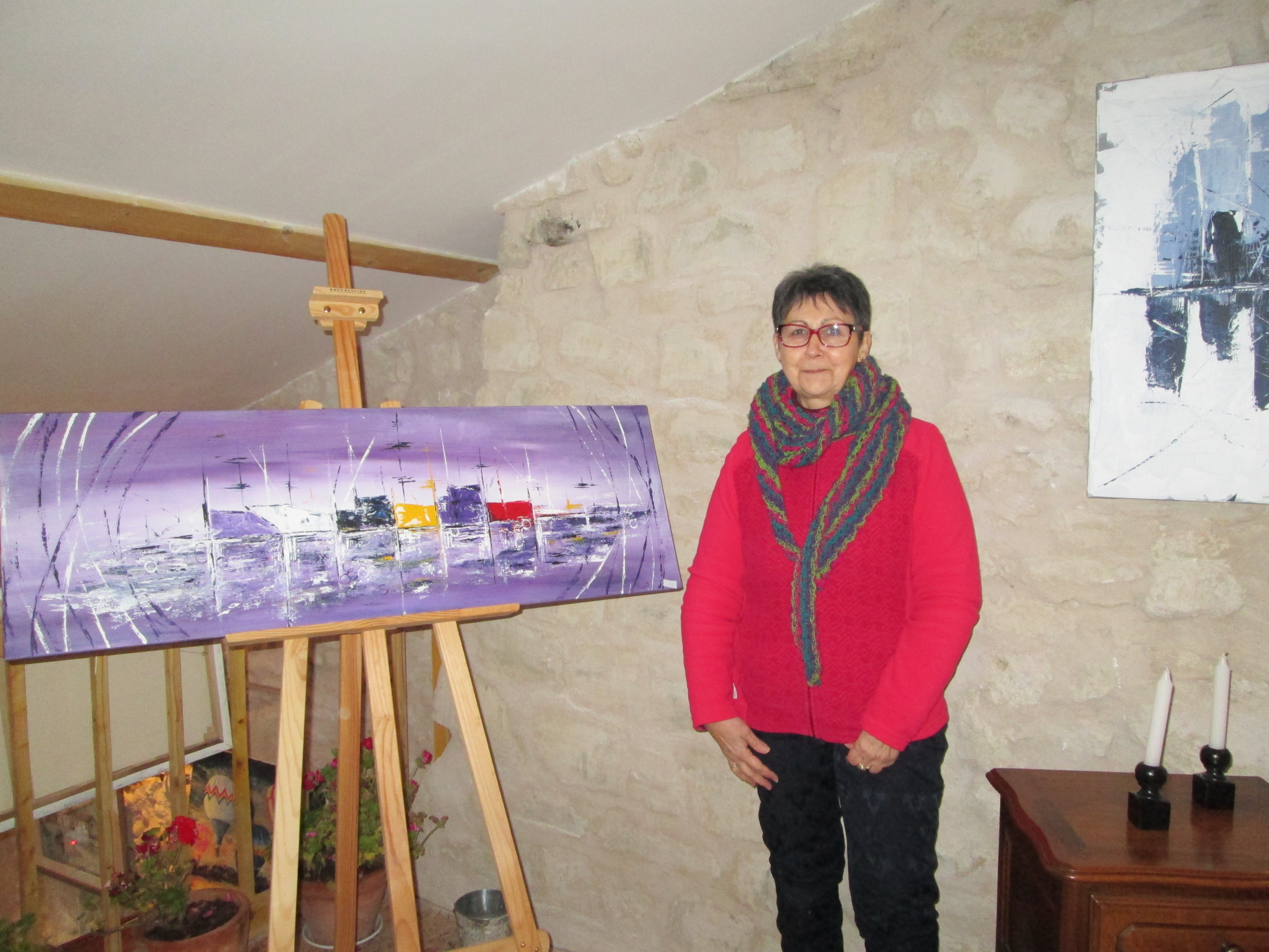 Ghislaine Prost - Gueugnon (71)